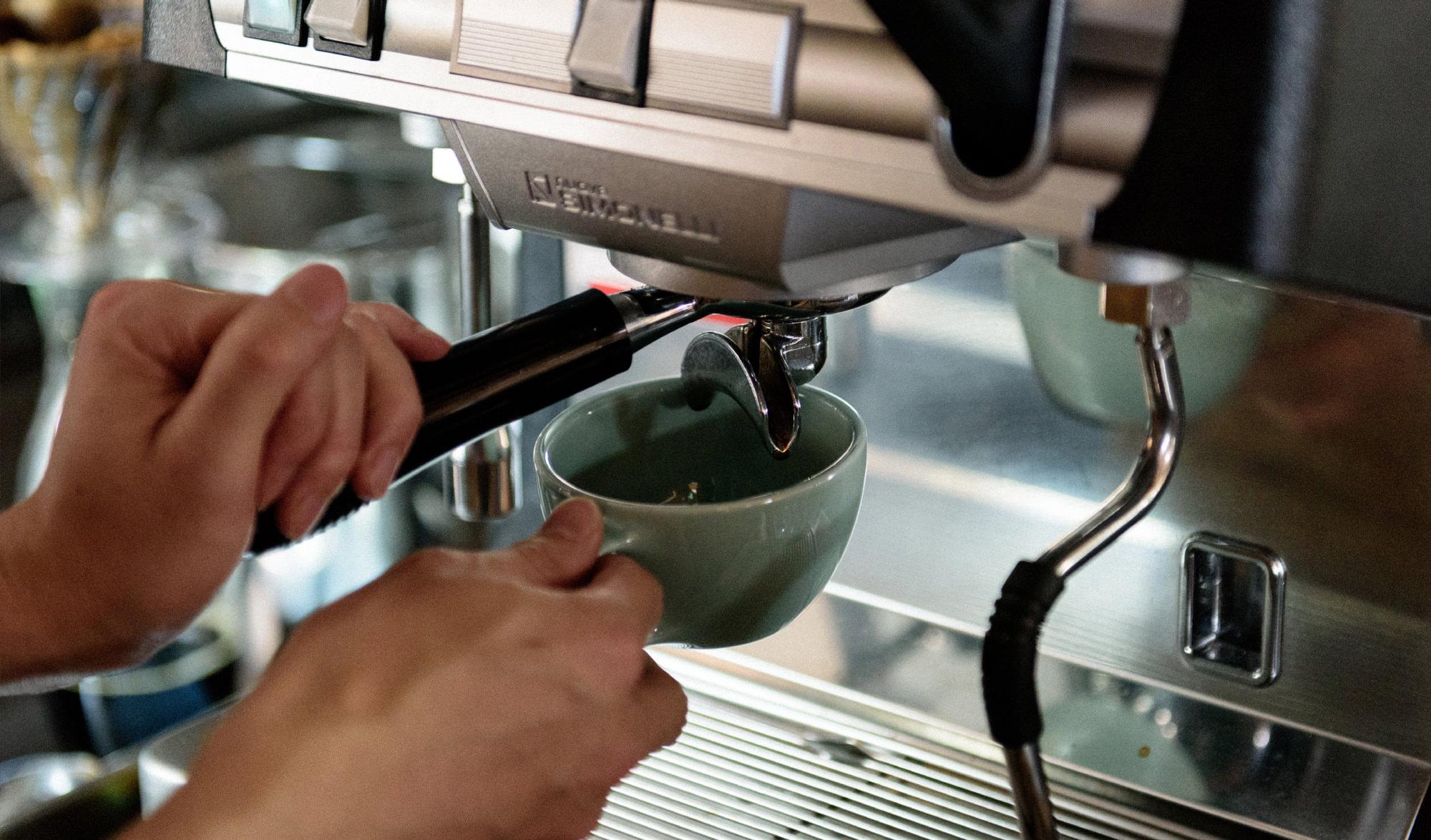 コーヒー エクストラ