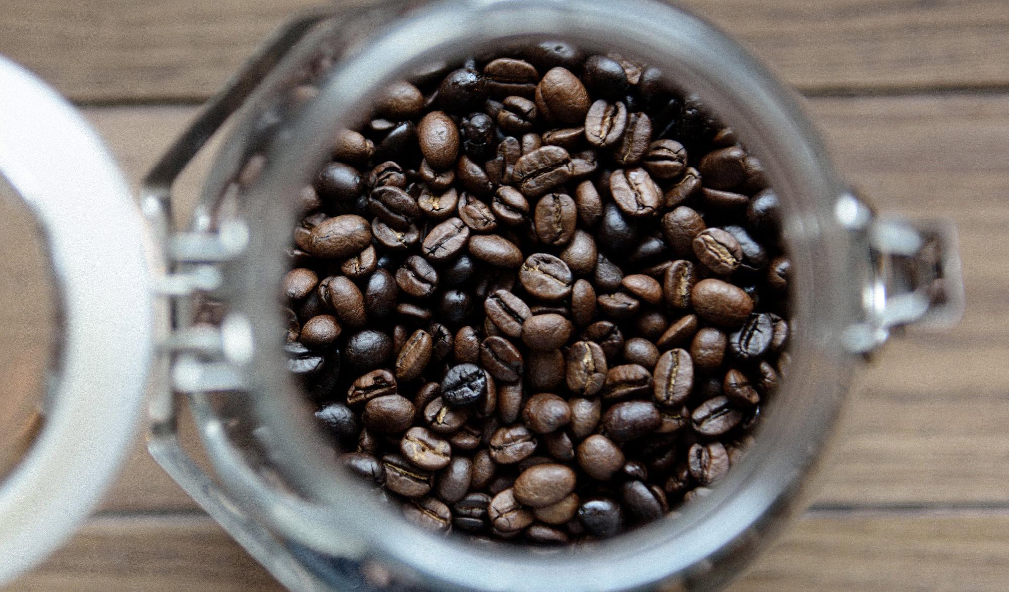 コーヒー ロースト
